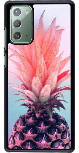 Coque Samsung Galaxy Note 20 - Purple Pink Pineapple