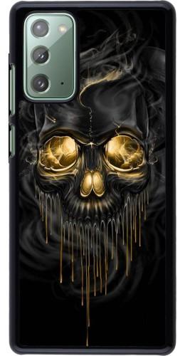 Coque Samsung Galaxy Note 20 - Skull 02