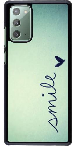 Coque Samsung Galaxy Note 20 - Smile