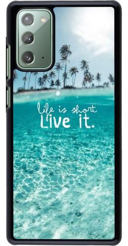 Coque Samsung Galaxy Note 20 - Summer 18 24