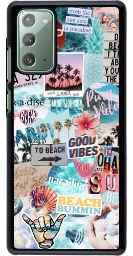 Coque Samsung Galaxy Note 20 - Summer 20 collage