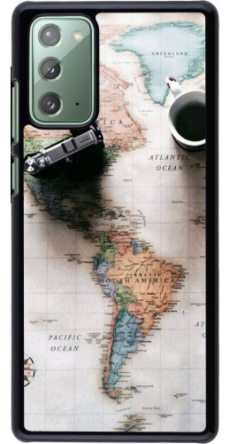 Coque Samsung Galaxy Note 20 - Travel 01