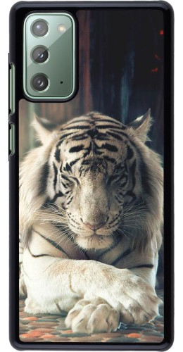 Coque Samsung Galaxy Note 20 - Zen Tiger