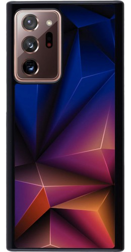 Coque Samsung Galaxy Note 20 Ultra - Abstract Triangles