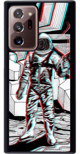 Coque Samsung Galaxy Note 20 Ultra - Anaglyph Astronaut