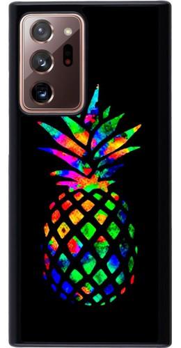 Coque Samsung Galaxy Note 20 Ultra - Ananas Multi-colors