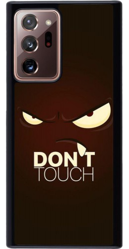 Coque Samsung Galaxy Note 20 Ultra - Angry Dont Touch