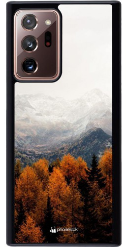 Coque Samsung Galaxy Note 20 Ultra - Autumn 21 Forest Mountain