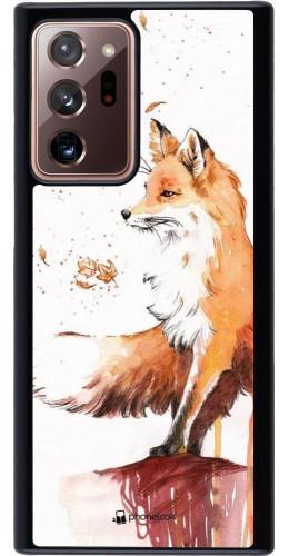 Coque Samsung Galaxy Note 20 Ultra - Autumn 21 Fox