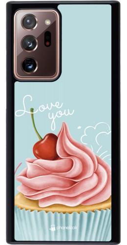 Coque Samsung Galaxy Note 20 Ultra - Cupcake Love You