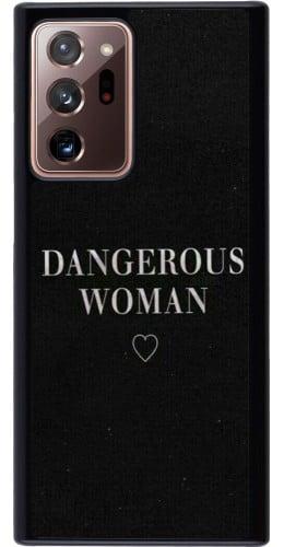 Coque Samsung Galaxy Note 20 Ultra - Dangerous woman