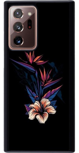 Coque Samsung Galaxy Note 20 Ultra - Dark Flowers
