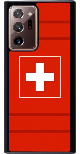 Coque Samsung Galaxy Note 20 Ultra - Euro 2020 Switzerland