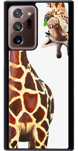 Coque Samsung Galaxy Note 20 Ultra - Giraffe Fit