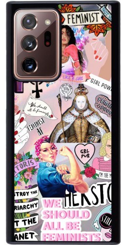 Coque Samsung Galaxy Note 20 Ultra - Girl Power Collage