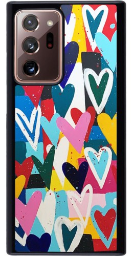 Coque Samsung Galaxy Note 20 Ultra - Joyful Hearts