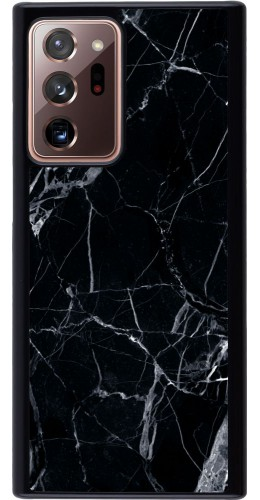 Coque Samsung Galaxy Note 20 Ultra - Marble Black 01