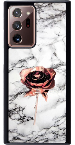 Coque Samsung Galaxy Note 20 Ultra - Marble Rose Gold