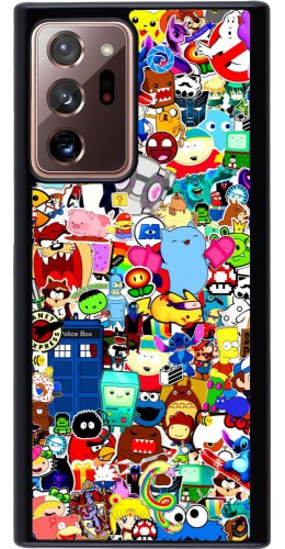 Coque Samsung Galaxy Note 20 Ultra - Mixed cartoons