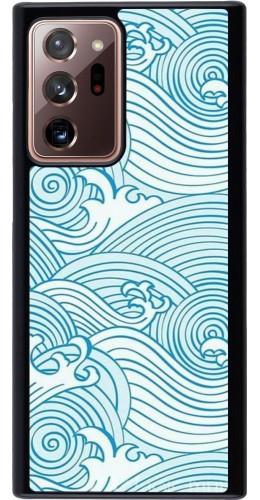 Coque Samsung Galaxy Note 20 Ultra - Ocean Waves