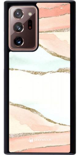 Coque Samsung Galaxy Note 20 Ultra - Shimmering Orange