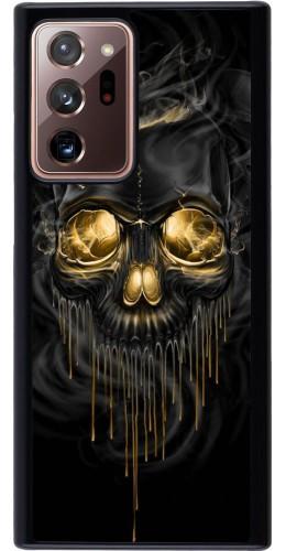 Coque Samsung Galaxy Note 20 Ultra - Skull 02