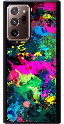 Coque Samsung Galaxy Note 20 Ultra - splash paint