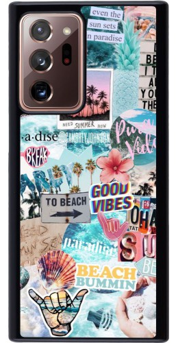 Coque Samsung Galaxy Note 20 Ultra - Summer 20 collage