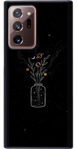 Coque Samsung Galaxy Note 20 Ultra - Vase black