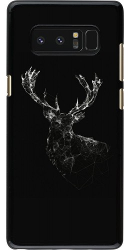 Coque Galaxy Note8 - Abstract deer