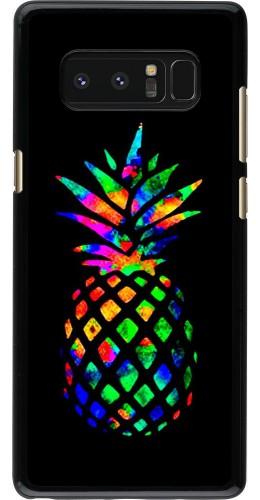 Coque Samsung Galaxy Note8 - Ananas Multi-colors
