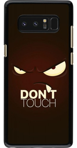 Coque Samsung Galaxy Note8 - Angry Dont Touch