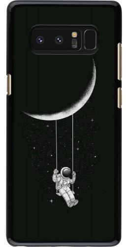 Coque Samsung Galaxy Note8 - Astro balançoire