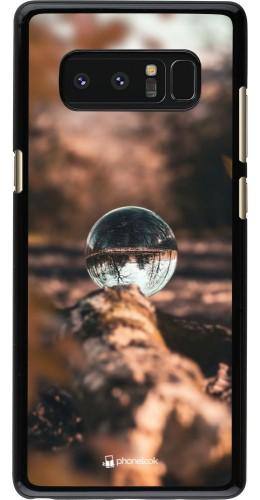 Coque Samsung Galaxy Note8 - Autumn 21 Sphere