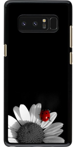 Coque Samsung Galaxy Note8 - Black and white Cox