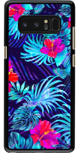 Coque Samsung Galaxy Note8 - Blue Forest