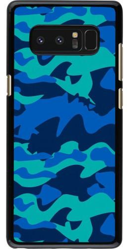 Coque Samsung Galaxy Note8 - Camo Blue