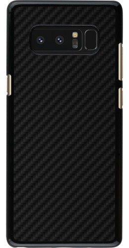 Coque Samsung Galaxy Note8 - Carbon Basic