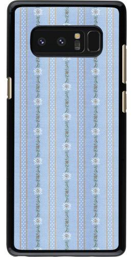 Coque Samsung Galaxy Note8 - Edelweiss