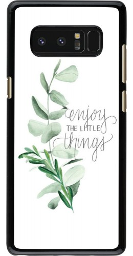 Coque Galaxy Note8 - Enjoy the little things