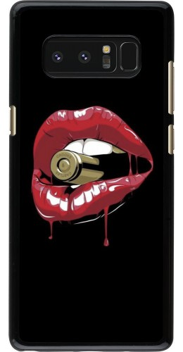 Coque Samsung Galaxy Note8 - Lips bullet