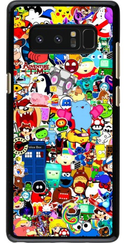 Coque Samsung Galaxy Note8 - Mixed cartoons