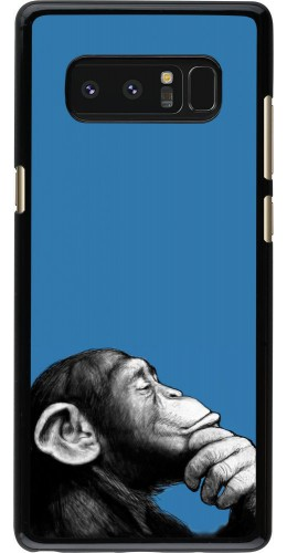 Coque Samsung Galaxy Note8 - Monkey Pop Art