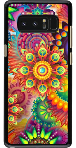 Coque Samsung Galaxy Note8 - Multicolor aztec