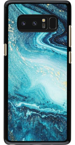 Coque Samsung Galaxy Note8 - Sea Foam Blue
