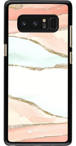 Coque Samsung Galaxy Note8 - Shimmering Orange