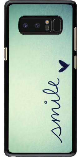 Coque Samsung Galaxy Note 8 - Smile