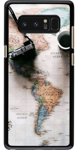 Coque Samsung Galaxy Note8 - Travel 01