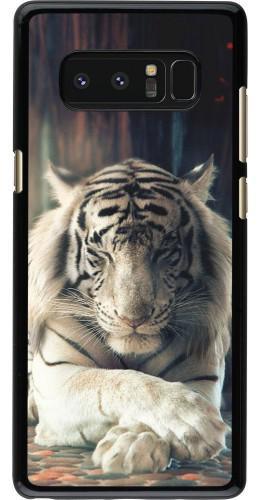 Coque Samsung Galaxy Note8 - Zen Tiger