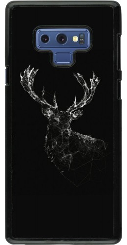 Coque Samsung Galaxy Note9 - Abstract deer